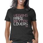 veggieloverpinkDARK Women's Classic T-Shirt