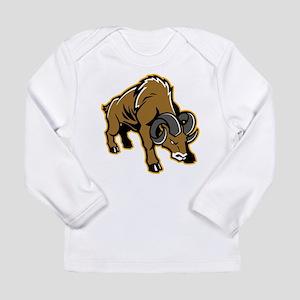 Charging Ram Long Sleeve Infant T-Shirt