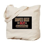 Brown Skin Is Not A Crime! Tote Bag