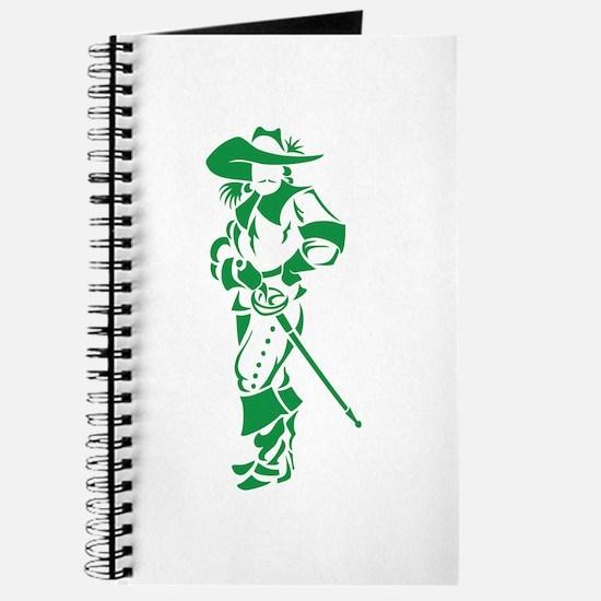 Green Musketeer Journal