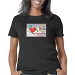 Only Love Prevails Women's Classic T-Shirt