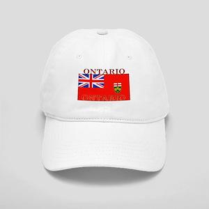 Ontario Ontarian Flag Cap