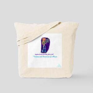 Torn Doll Tote Bag