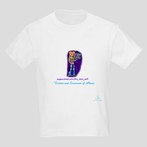 Torn Doll Kids T-Shirt