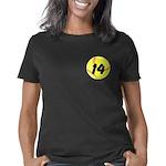 Custom Softball Women's Classic T-Shirt