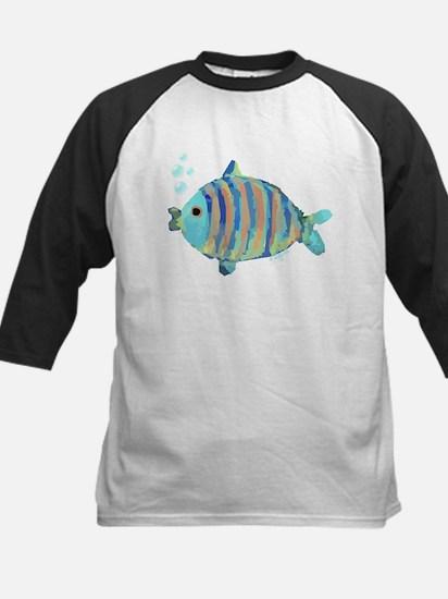 Big Fish Kids Baseball Jersey