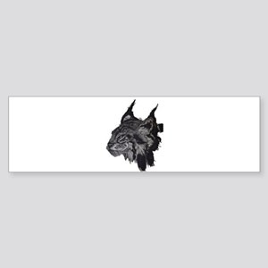 Linx Wild Cat Sticker (Bumper)