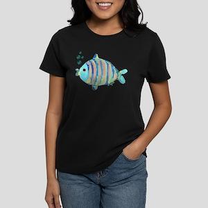 Big Fish Women's Dark T-Shirt