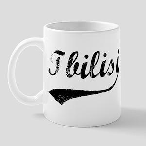 Vintage Tbilisi Mug