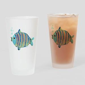 Big Fish Drinking Glass