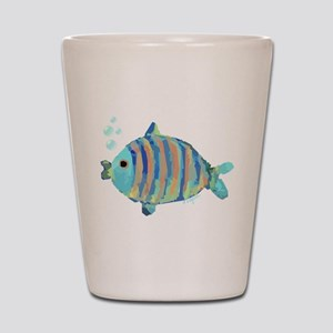 Big Fish Shot Glass