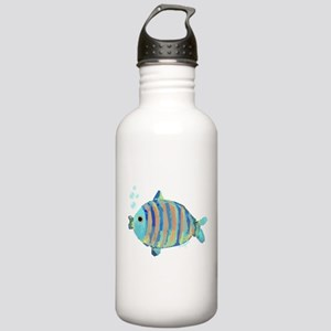Big Fish Stainless Water Bottle 1.0L