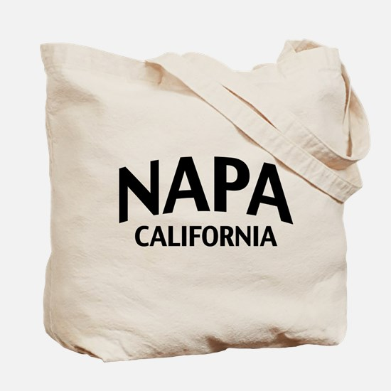 Napa California Tote Bag