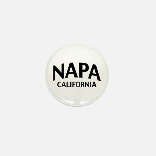 Napa California Mini Button