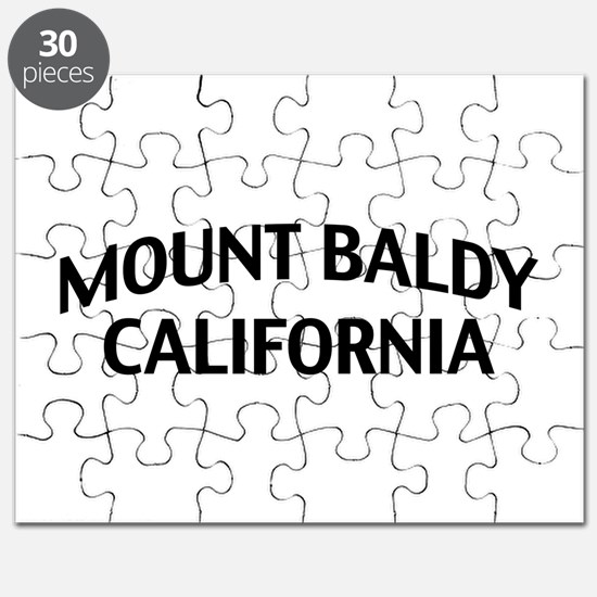 Mount Baldy California Puzzle