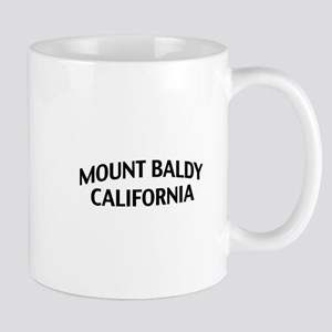 Mount Baldy California Mug