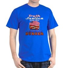 Truth, Justice and the American Dark T-Shirt