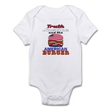 Truth, Justice and the American Infant Bodysuit