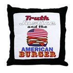 Truth, Justice and the American Throw Pillow