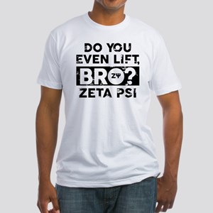 Zeta Psi - You Lift Fitted T-Shirt