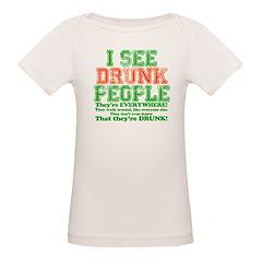 I See DRUNK People Tee