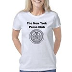 T-Shirt Black - New York P Women's Classic T-Shirt