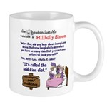 designhillbilly sitcom Mugs