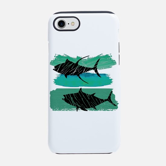 RIDE THE SURF iPhone 7 Tough Case