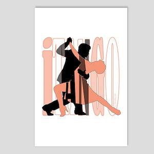 iTANGO by DanceBay.com Postcards (Package of 8)