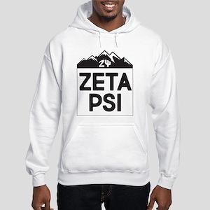 Zeta Psi Hooded Sweatshirt