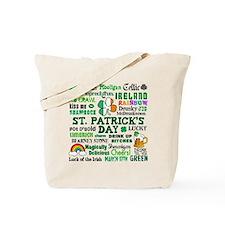 St. Patrick's Tote Bag