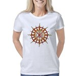 Tribal Spirit  Elements Ar Women's Classic T-Shirt