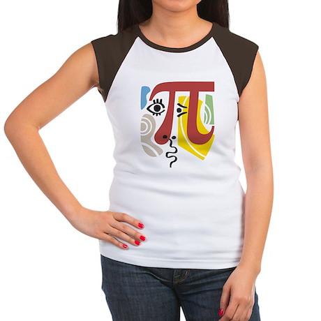 Pi-casso Simbolo Di Pi Greco T-shirt PpOwTkANJ