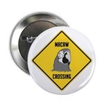 Macaw Crossing Sign 2.25