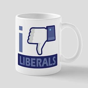 I unlike Liberals Mug