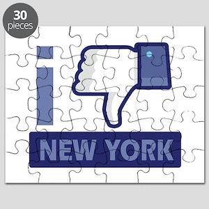 I unlike New York Puzzle