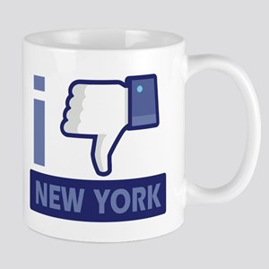I unlike New York Mug