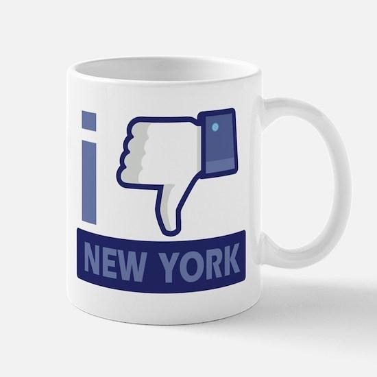 I unlike New York Mug
