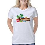 Captiva-Oval-10x10 Women's Classic T-Shirt