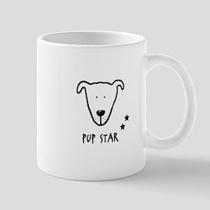 Pup Star Featuring Bella Mug