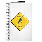 Parakeet Crossing Sign Journal