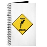 Parrot Crossing Sign Journal