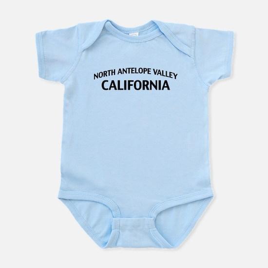 North Antelope Valley California Infant Bodysuit