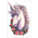 Unicorn Cameo Large 23x35 Poster