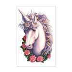 Unicorn Cameo Mini 11x17 Poster Print