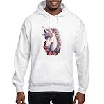 Unicorn Cameo Hooded Sweatshirt