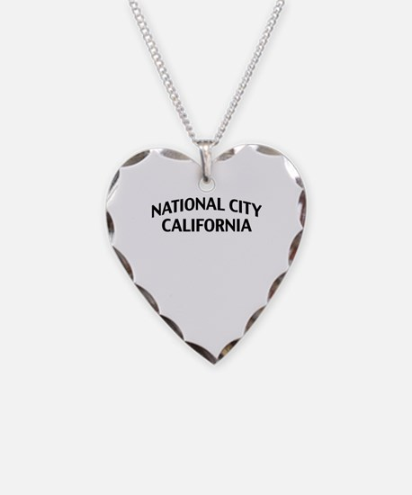 National City California Necklace