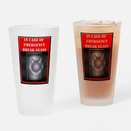 Emergency Fairy Drinking Glass