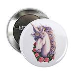 "Unicorn Cameo 2.25"" Button (10 pack)"