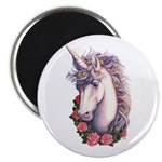 "Unicorn Cameo 2.25"" Magnet (10 pack)"